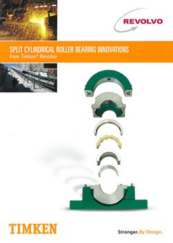 Split Cylindrical Roller Bearings