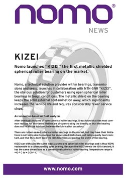 NTN-SNR Shielded KIZEI