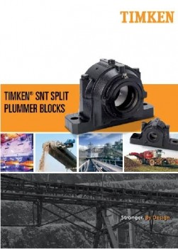 Timken Split Plummer Blocks